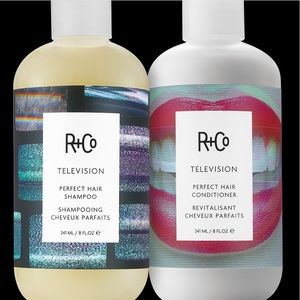 R+Co Television Perfect Hair Shampoo & Conditioner